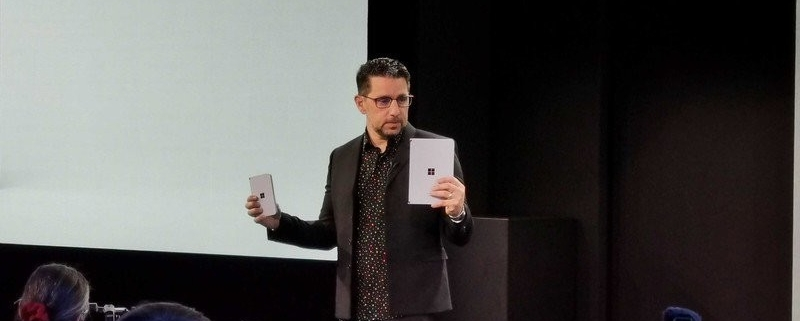 For developers, Surface Neo and Duo represent a unique opportunity