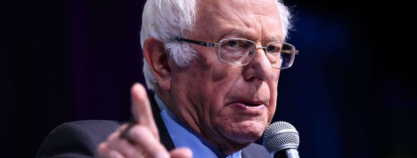 Bernie Sanders Smacks Apple For 'Throwing Pennies' at California's Housing Crisis
