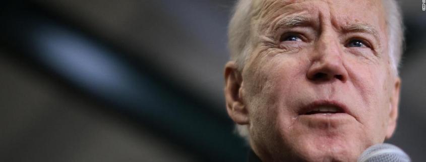 Biden burns through cash ahead of early 2020 contests