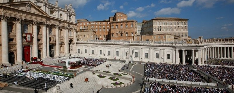 World financial intelligence group re-admits Vatican after suspension
