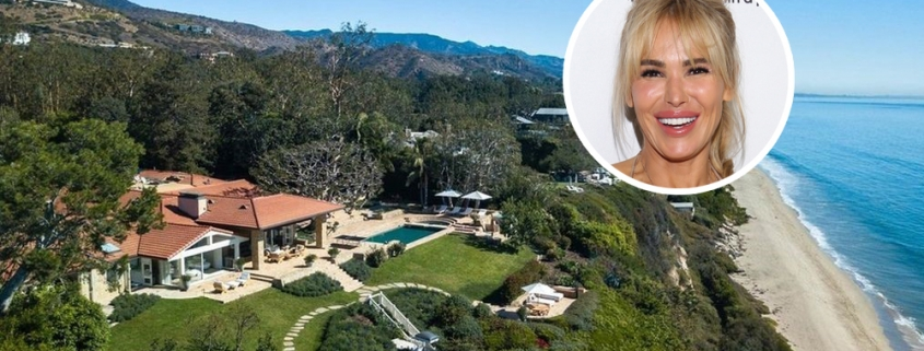 Socialite Diana Jenkins Asks $125 Million for Epic Malibu Compound