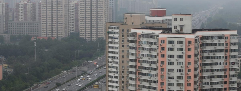 China property investment slows, sales dip