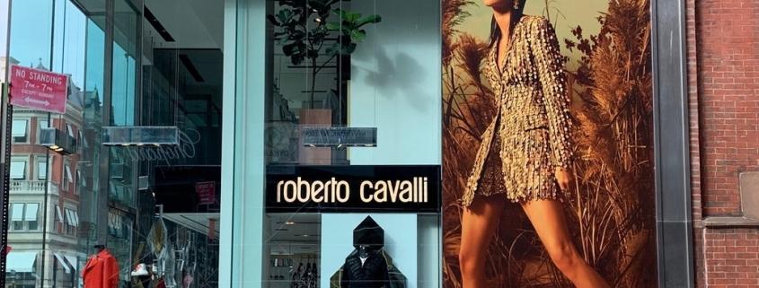Roberto Cavalli Acquired by Dubai's Damac