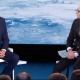 Joe Biden was confronted at a CNN town hall over his links to a fundraiser hosted by a former fossil fuel executive