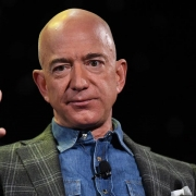 It looks like Amazon is moving into a massive new tower that the late Microsoft cofounder Paul Allen's company is building in the Seattle suburb where Jeff Bezos started it all (AMZN, MSFT)