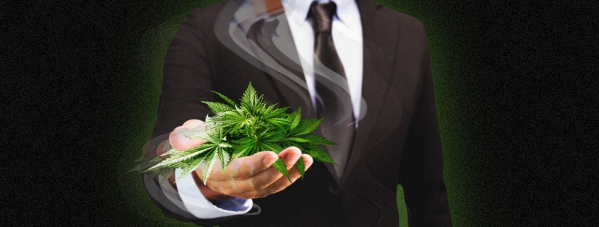 Some of the largest US wealth managers are opening their doors to cannabis stocks, but it's still tricky for advisers to make recommendations