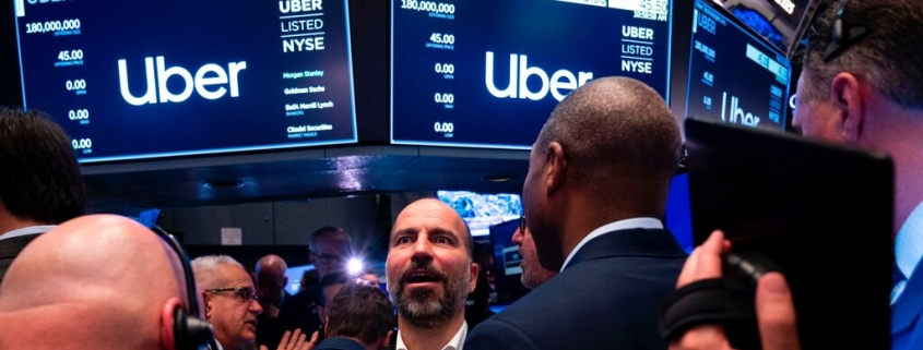 Goldman Sachs dumped its Uber shares after the IPO lockup expired (UBER)