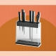 This Space-Saving Solution Is So Much Better Than a Knife Block