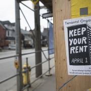 Rent strikes loom across Canada as coronavirus kills daily-wage jobs – The Globe and Mail