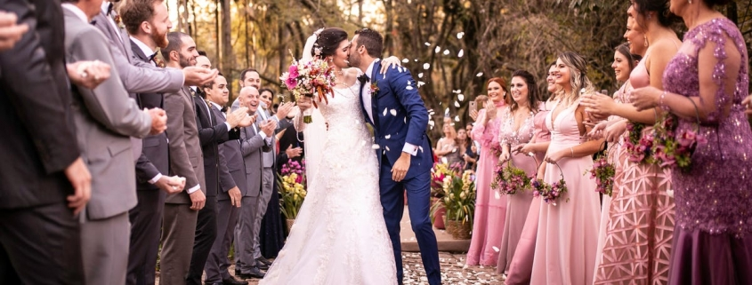 Our high-yield savings accounts have earned $15,000 in interest — enough to pay for more than half our wedding