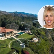 Socialite Diana Jenkins Asks $125 Million for Epic Malibu Compound